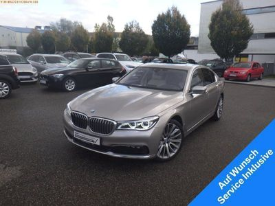 gebraucht BMW 750 d xDrive Limousine Ferngesteuertes Parken