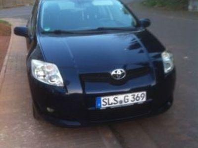 gebraucht Toyota Auris 2,0 D-4D Parkdistancecontroll