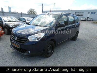 käytetty Dacia Lodgy Ambiance