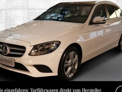 used Mercedes C200 T d Pano Keyl-GO Kamera Spurhalt-Ass PTS