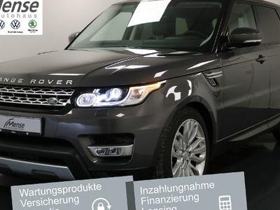 gebraucht Land Rover Range Rover Sport 3.0 TD HSE Xenon Navi Pano Kamera