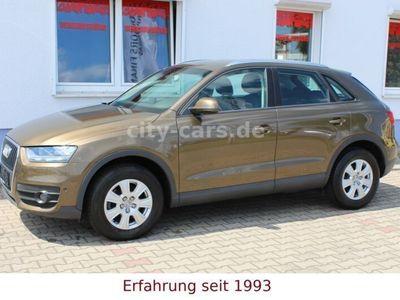 gebraucht Audi Q3 2.0 TFSI quattro mit schwenkbarer AHK