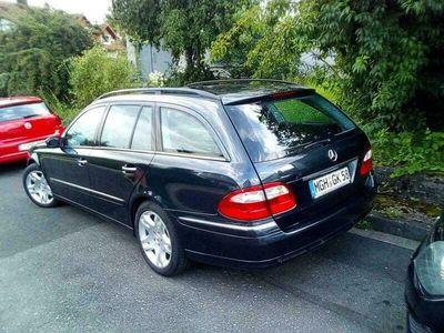 gebraucht Mercedes 320 MBCDI* Tüv* Leder* Automatik* AVANTGA...