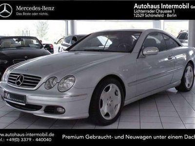 gebraucht Mercedes CL500 *Keyless*Comand*Multikontursitze*