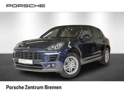gebraucht Porsche Macan S Diesel Navi PCM