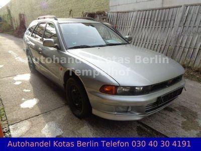 gebraucht Mitsubishi Galant 2000 GLS mit Klimaautomatik / 67