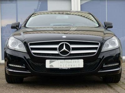 gebraucht Mercedes CLS250 Shooting Brake Nav,AHK,P.Assis,Standheiz