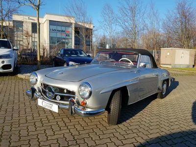 gebraucht Mercedes 190 -SL, ein Traum
