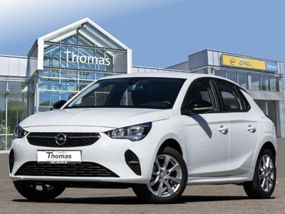 gebraucht Opel Corsa-E 1.2 dition LMR S S Lichtauto Touchscreen