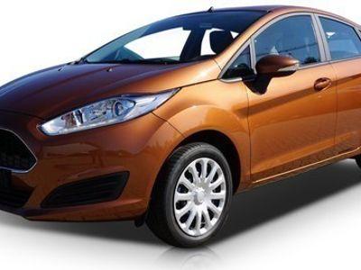 gebraucht Ford Fiesta 1.0 65PS Trend 5-türig Tempomat Klima Nav