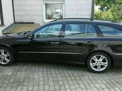 gebraucht Mercedes E280 CDI 4Matic Avantgar...