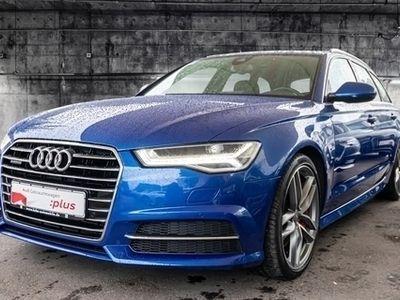 gebraucht Audi A6 Avant 3.0TDI Compet qua S-trc EU6 Matrix GRA Leder