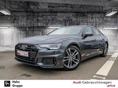 gebraucht Audi A6 Lim 40TDI S-line EU6 LED ACC AHK-Vorb Virtual