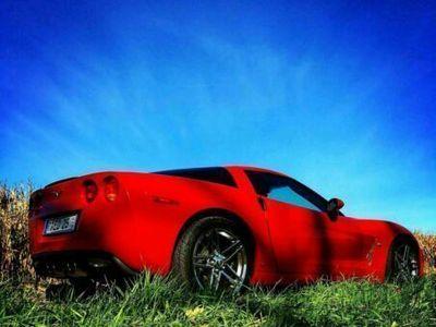 gebraucht Corvette C6 Coupe Deutsches Modell Targa