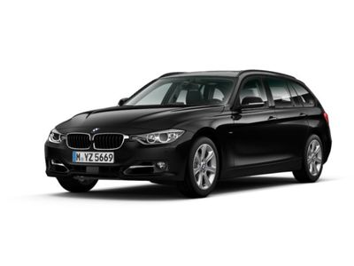 käytetty BMW 335 d xDrive Touring Automatik NAVI ACC Head Up