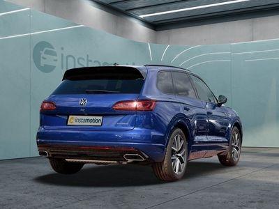 gebraucht VW Touareg Touareg3.0 TSI R Matrix Luft Innovision AHK