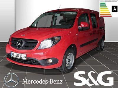 gebraucht Mercedes Citan 111 CDI Mixto Extralang