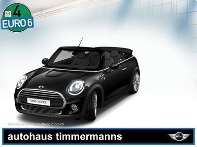 gebraucht Mini Cooper Cabriolet Aut LED Navi Klimaaut Sitzhz Chili