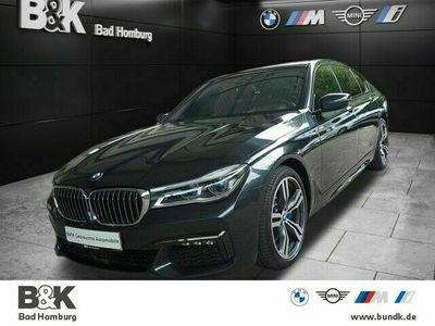 gebraucht BMW 750L i xDrive Sportpaket Navi LED Vollleder K