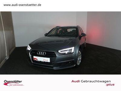 gebraucht Audi A4 Avant 40 TDI qu/Pano/LED/Navi+/Leder/virtual/ 1.1