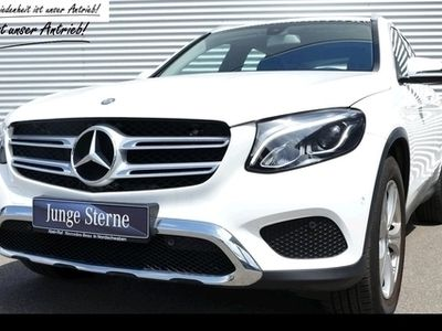 używany Mercedes 220 - BENZ GLCExcl 4M Navi LED AHK SHZ Chrome 9G