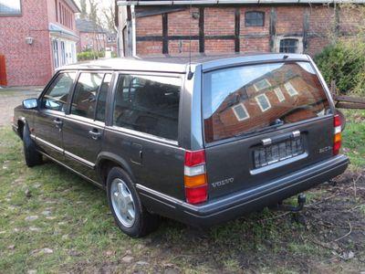 verkauft volvo 940 gl bestatter leic gebraucht 1992 km in kaltenkirchen. Black Bedroom Furniture Sets. Home Design Ideas