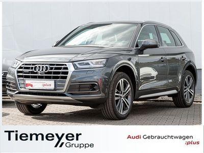 gebraucht Audi Q5 40 TDI Q S Line LM20 AHK Stdhzg