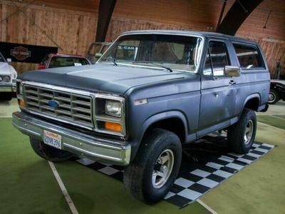 gebraucht Ford Bronco '88 *Winterprojekt* *V8 *Allrad*