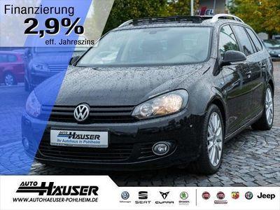 gebraucht VW Golf VI Variant 1.4 TSI DSG MATCH PLUS AHK PANO 17