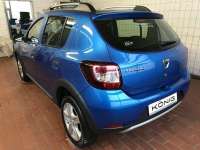 gebraucht Dacia Sandero II Stepway Klima Navi