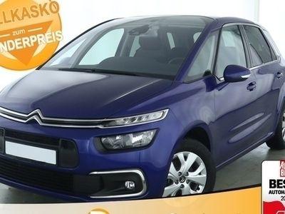 gebraucht Citroën C4 Picasso BlueHDi 120 Selection Navi Kamera SHZ PDC Klimaaut Keyless eFH