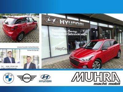 gebraucht Hyundai i20 1.2 62kW Advantage Bluetooth PDC Klima