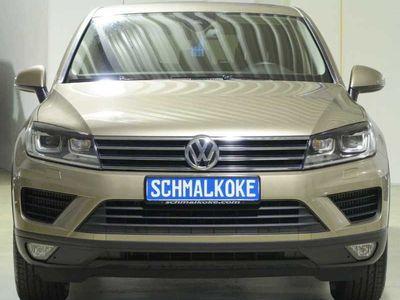 gebraucht VW Touareg TDI3.0V6 SCR BMT DPF Autom. Xenon Navi AHK