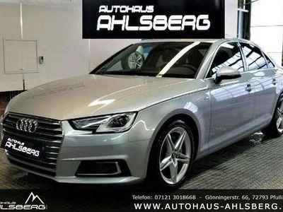 gebraucht Audi A4 A4sport quattro S-tronic S line Sport / Plus