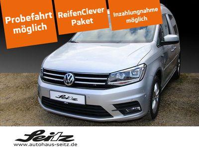 gebraucht VW Caddy Comfortline 1.4 TSI XENON*NAVI*SITZHZ