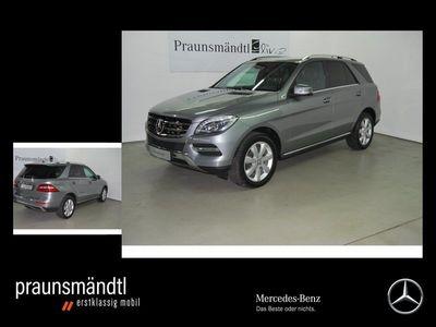 gebraucht Mercedes ML350 BT 4M ILS/Xenon/Comand/AHK/Kamera/Distr.