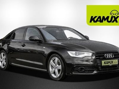 gebraucht Audi A6 3.0 TDI S-line quattro +ACC +Leder +Bose +PDC +Navi