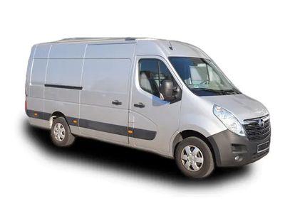 gebraucht Opel Movano 2.3 CDTI L3 H2 Werkstattwagen Klima NAVI