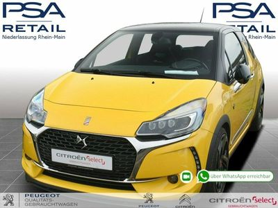 gebraucht DS Automobiles DS3 THP 208 PERFORMANCE