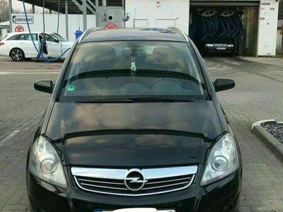 gebraucht Opel Zafira Baujahr 2008 zum verkaufen