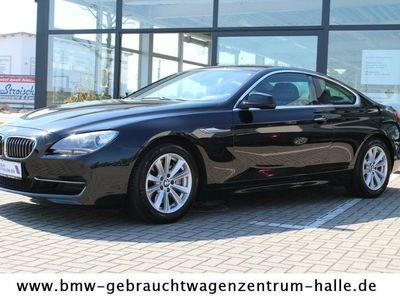 gebraucht BMW 640 i Coupe*Soft-Close*Komf-Sitze*HUD*Aktivlenk