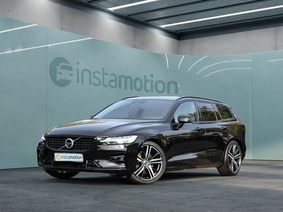 gebraucht Volvo V60 V60B4 (B) R-Design NP:59.720-//ACC/STANDHZG/PANO