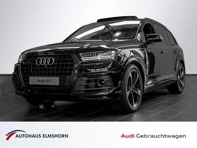 gebraucht Audi Q7 50 TDI quattro S line NAVI LED STANDHZ ACC