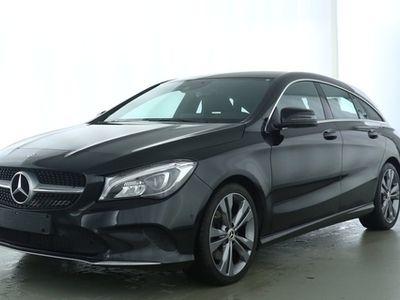gebraucht Mercedes CLA250 Shooting Brake Urban/7G/LED/Navigation/Park-Pilot/