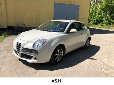 gebraucht Alfa Romeo MiTo Zahnrimmen Neu TÜV 02.22, Winter/Sommer