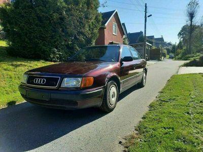 gebraucht Audi 100 90000km TÜV 05/2023 1.Hand Scheck...