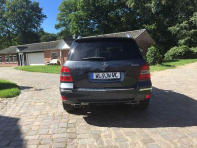 gebraucht Mercedes GLK250 CDI