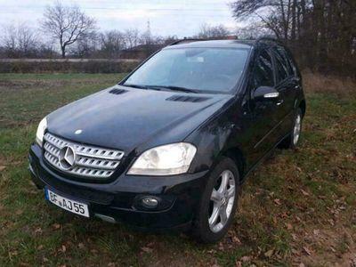 gebraucht Mercedes ML420 MercedesCDI als SUV/Geländewagen/Pickup in Greven