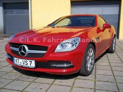 gebraucht Mercedes SLK250 SLK RoadsterCDI BlueEFFICIENCY 2.Hand