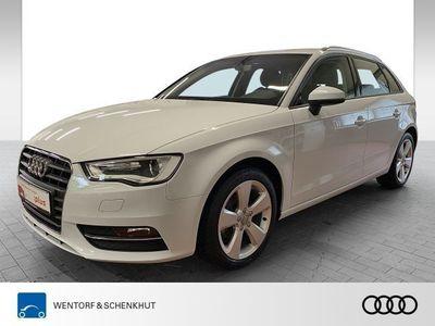 gebraucht Audi A3 Sportback Ambition 2.0 TDI clean diesel 110 kW (150 PS) 6-Gang